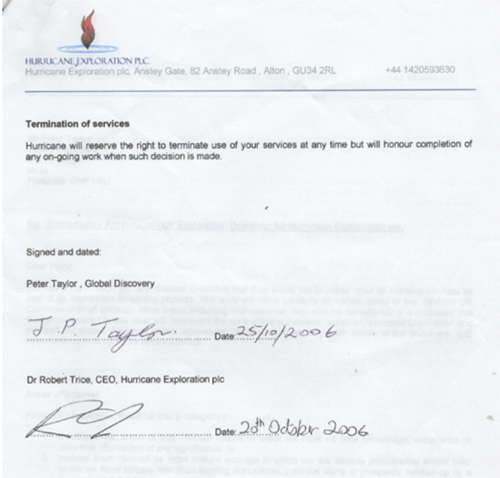 Hurricane Contract - click to view full size