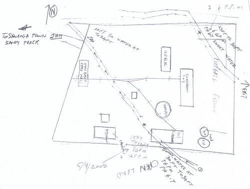 Map Dowsing